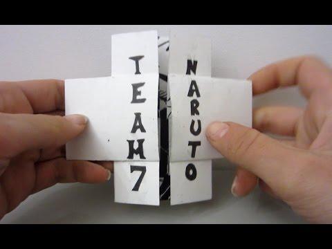 Draw - Naruto team 7