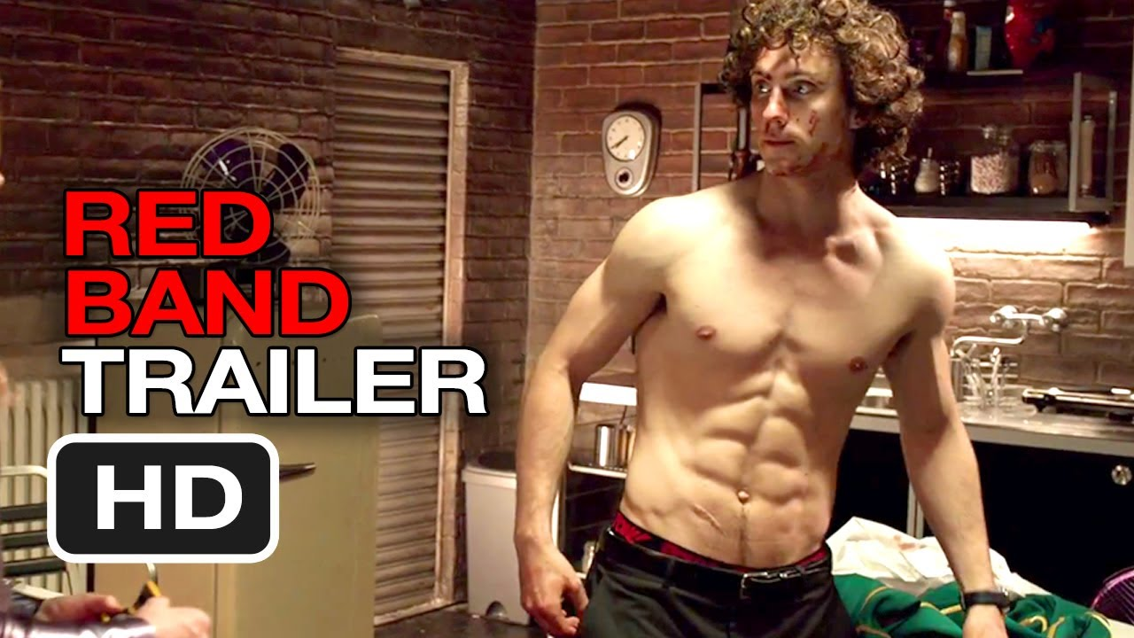 Download Kick Ass 2 Official Extended Red Band NSFW Trailer (2013) HD