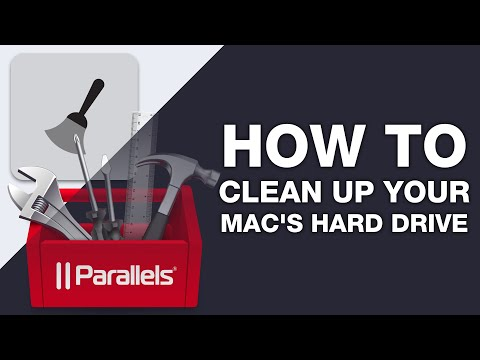 How to Clean Up your Mac's Hard Drive - Fix your Full Startup disk.