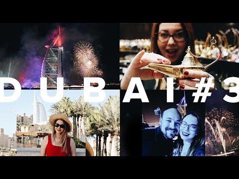 ANO NOVO EM DUBAI, Dubai Museum, Madinat Jumeirah • Juliana Malta