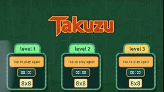 Takuzu (Google Play) - Demo