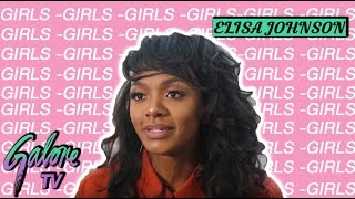 EJ NYC Star Elisa Johnson Talks Reality TV and Fashion | Galore TV