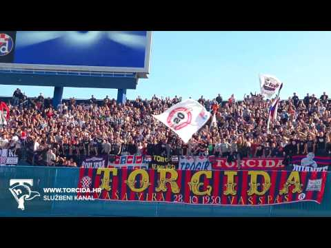 Torcida Split / Dinamo Zagreb - Hajduk Split 0:2 (29. kolo MAXtv Prva Liga)
