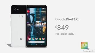 RED+   Google pixel 2 y pixel xl 2, los nuevos Smartphones