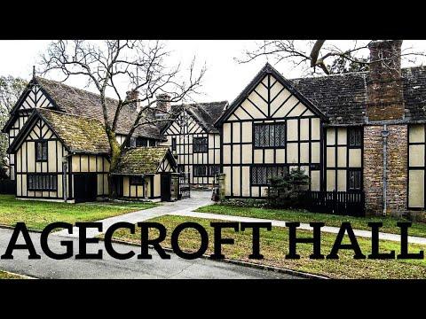AGECROFT HALL (Medieval