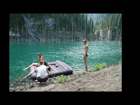 XXX. Photography. Lake Kaindy, Almaty region, Kazakhstan.