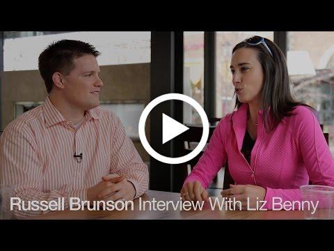 Liz Benny interviewed by Russell Brunson