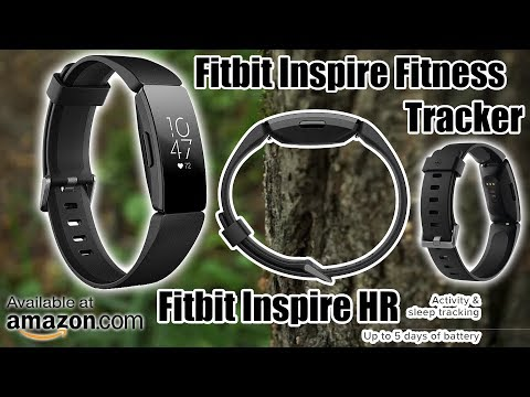 Fitbit Inspire Fitness Tracker, Fitbit Inspire HR Review