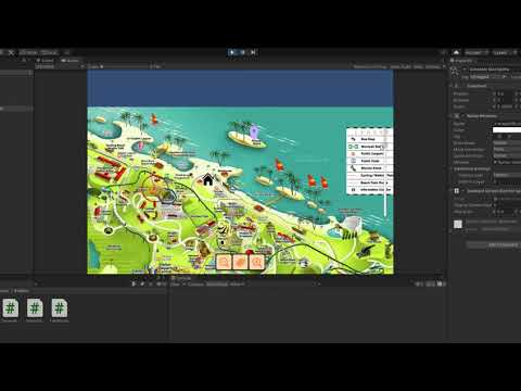 Implement Constant Size Sprite in Unity2D