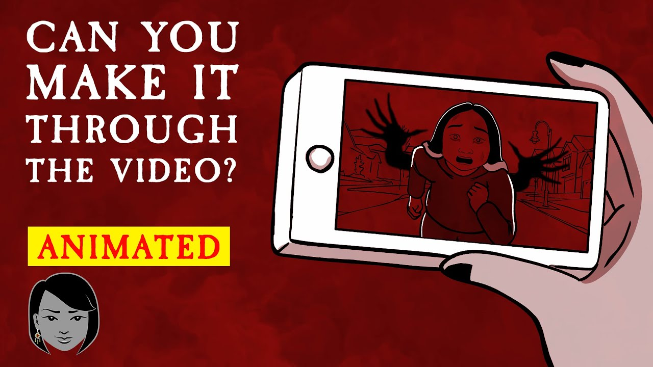 Download Can You Make It Through The Video? | Stories With Sapphire | Animated Scary Story Time