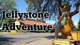 Camping During Covid 19, Oขr Wisconsin Dells Yogi Bear Jellystone Adventure