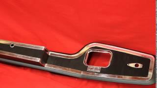 1965 Cutlass Console