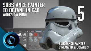 Substance Painter Intro Part 5 - Painted White Metal