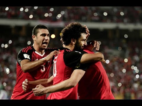 Egypt Qualifies For World Cup Russia 2018 - Heroes Tonight - HD