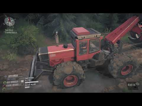 MudRunner  A Spintires game™ 2020 08 17 Episode 12 |
