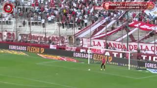 Definición de Huracan vs Estudiantes L. P. - La Banda de La Quema - www.laquemaweb.com.ar
