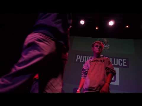 PIJUS vs LUCE │ FREESTYLE MC BATTLE 2017