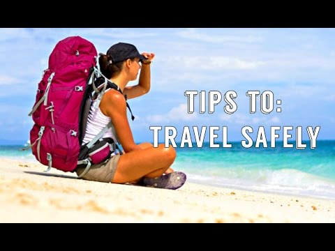 "Tips on How to SURVIVE Traveling Through ""Unsafe & Dangerous"" Countries!"