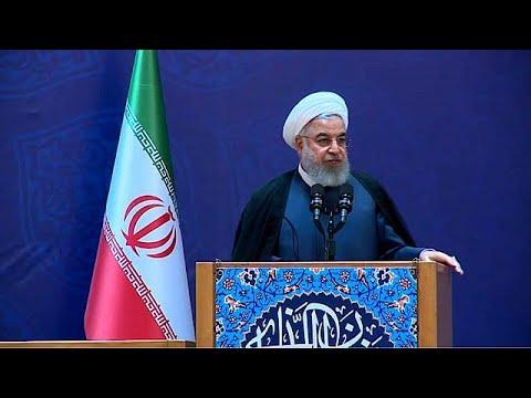 Ruhani: ABD'nin dünya hakkında karar almasını kabul etmiyoruz