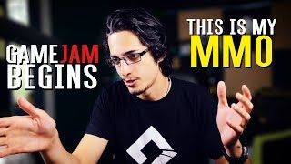 Break's Over! Gamejam, Markiplier and Creating an MMO