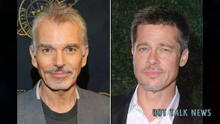 Angelina Jolie's Ex Billy Bob Thornton Thinks She Can Rework Her Brad Pitt Tattoo