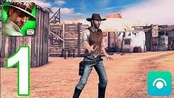 Six-Guns: Gang Showdown - Gameplay Walkthrough Part 1 - Story (iOS, Android)