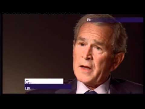 George Bush anger at Kanye West's 'Racist' Remark Memoir