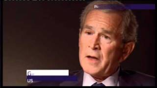 George Bush anger at Kanye West's 'Racist' Remark Memoir thumbnail