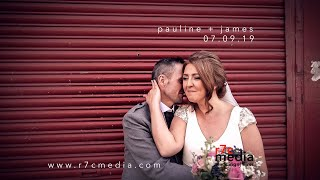 pauline + james - st lukes  - highlights