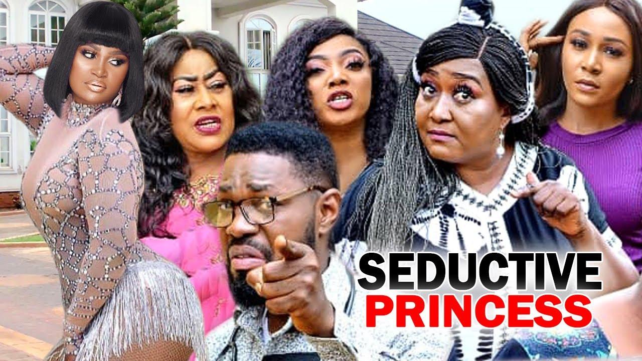 SEDUCTIVE PRINCESS SEASON 3&4  NEW MOVIE (CHIZZY ALICHI) 2020 LATEST NIGERIAN NOLLYWOOD MOVIE