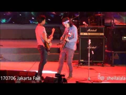 170706 Twentyfirst Night - Virus Asmara [LIVE @ Jakarta Fair]