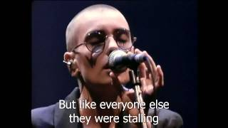 Watch Sinead OConnor Feel So Different video