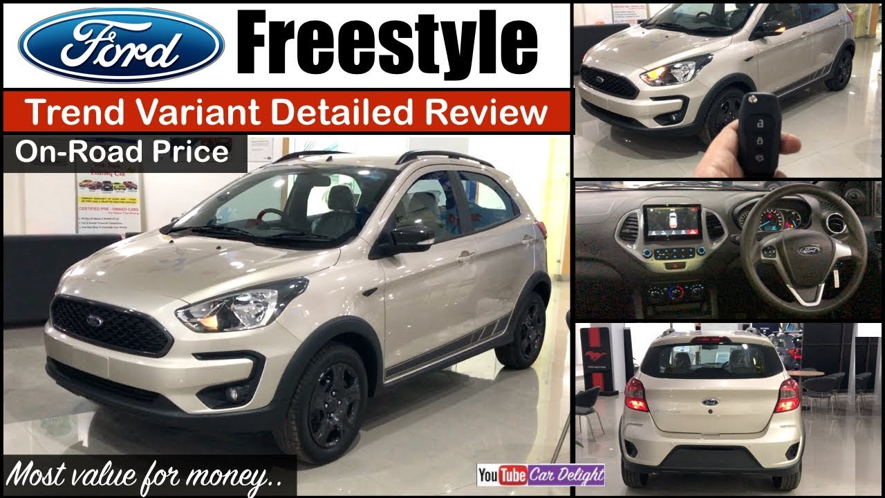 Ford Freestyle Trend Review Freestyle Trend Interior Exterior And
