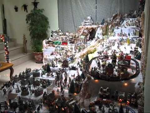 Casa decorada en navidad youtube - Casas decoradas en navidad ...