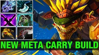 NEW META CARRY BUILD - TOP 1 SEA  inYourdreaM 9K Plays Bristleback - Dota 2
