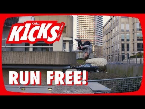 Freerunnen doe je zo! [met Thyrone Paas]– Kicks #5