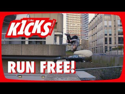 Freerunnen doe je zo! [met Thyrone Paas]– Kicks #5