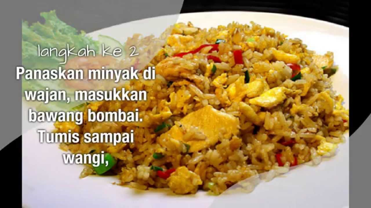 resep nasi goreng salmon - resep nasi goreng dengan bumbu