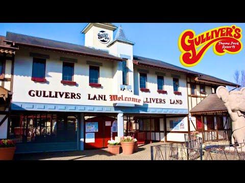 Gulliver's Land Milton Keynes Vlog 25th June 2016