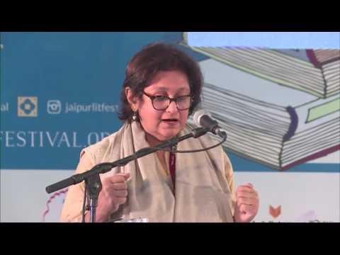 #ZeeJLF2017:  Inauguration by Chief Minister Vasundhara Raje