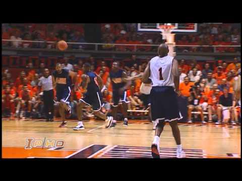 2011 Men's Basketball Alumni Game Highlights