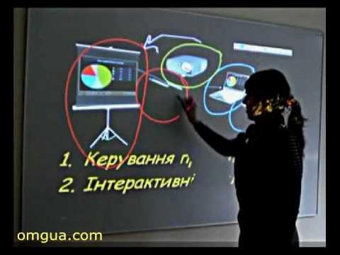 Интерактивная доска.avi - YouTube