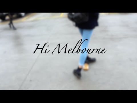 Melbourne winter 2016