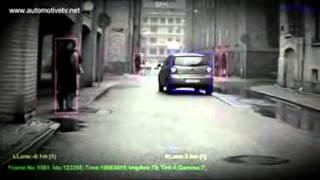شاهد تقنية تفادي حوادث السيارات من شركة فولفو!!يستحق المشاهدة
