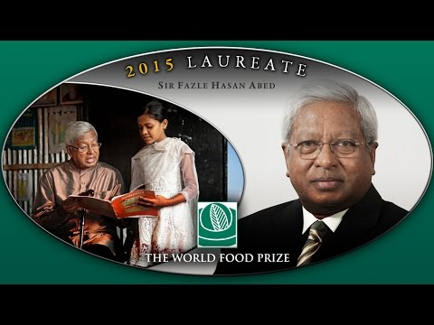 2015 World Food Prize