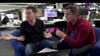 Mike Hosking Takes OLE-Up every day