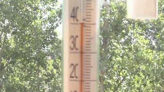 Аномальная жара накрыла Урал, Поволжье и южные регионы России.