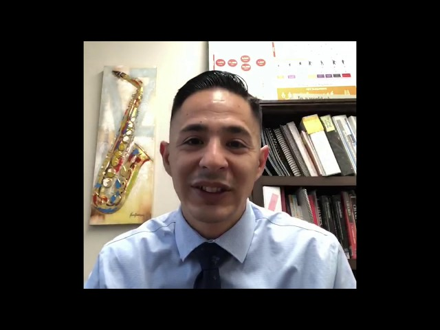 Listen for a message from Dr. Felipe Mercado on COVID-19.