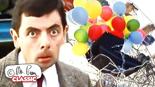 Mr Bean ၏ပျံသန်းနေသောကလေး!   Mr Bean ကိုရယ်စရာကောင်းသောကလစ်များ ဂန္ထဝင် Mr Bean
