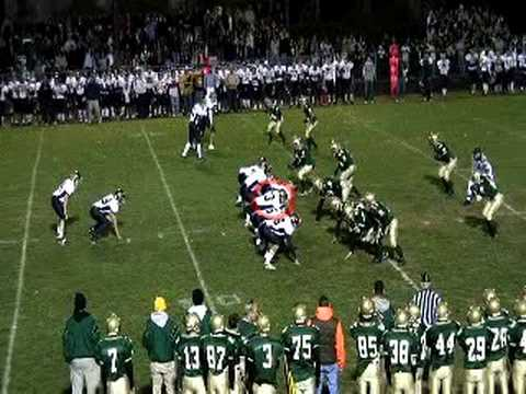 Tommy Olson 2007 Football Highlights